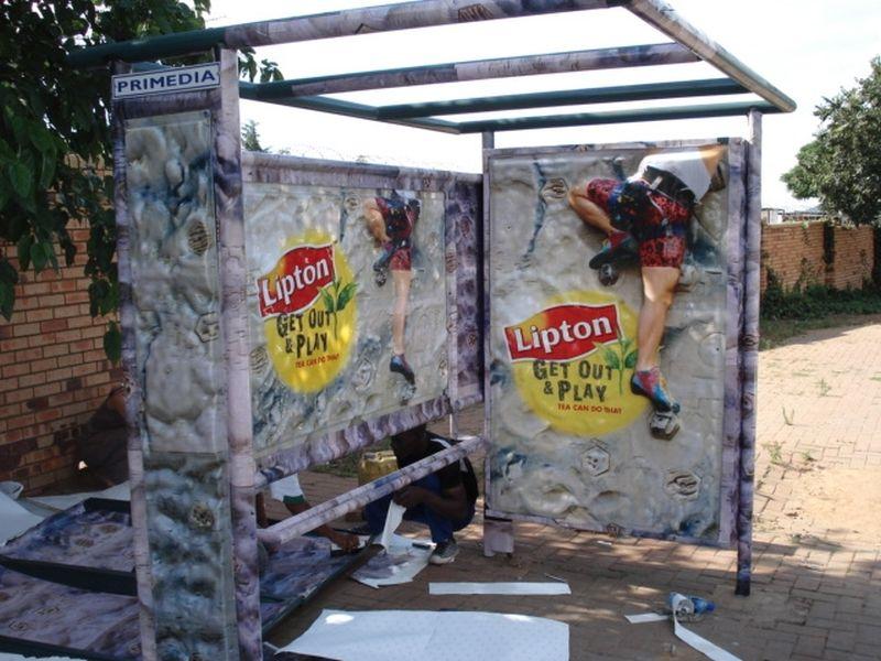 Lipton Point of Sale