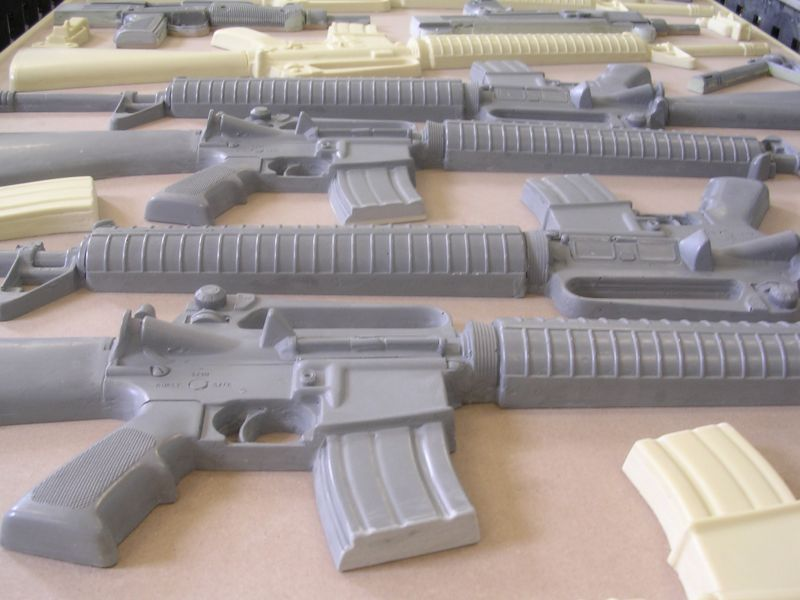 Movie props - Lord of War